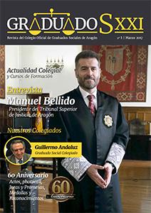 Revista GraduadoSXXI - Marzo 2017