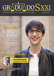 Revista GraduadoSXXI - Junio 2017