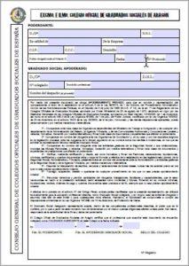 Documento de Apoderamiento Privado