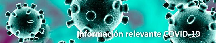 Información relevante COVID-19